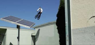 X-Games Real BMX : Nathan Williams et Chad Kerley mettent le feu !