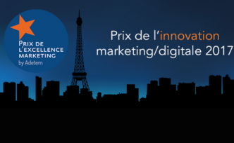 Prix de l'Innovation Marketing/Digitale by Adetem