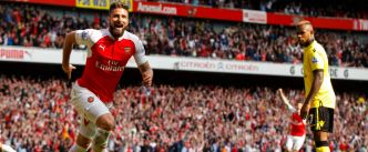 Premier League – Arsenal : Que vaut Olivier Giroud ?