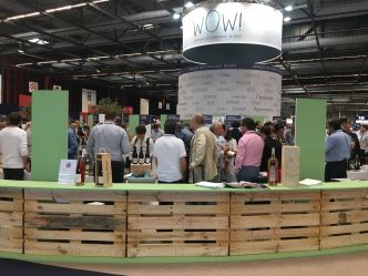 WOW (World Of Organic Wines), nouvel espace 100 % vins bios à Vinexpo