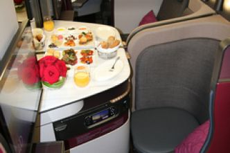 QSuite Qatar Airways (Image)
