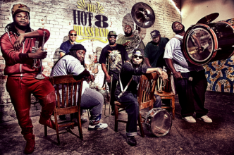 Hot 8 Brass Band - Bottom of the bucket