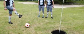 Divers – Footgolf et soutien à l'association ELA au Golf Parc Robert Hersant