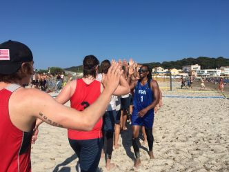 Beach | Les règles du beach handball