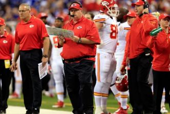 Les Chiefs prolongent Andy Reid … et libèrent leur General Manager !