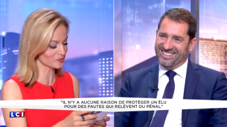 "La question off de Christophe Castaner : ""Le lapsus, ça fait partie du jeu !"""