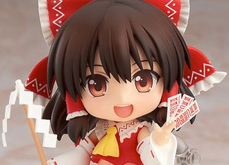 [Preview – Nendoroid 700] Hakurei Reimu 2.0 – Touhou Project – Good Smile Company