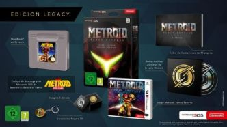 Metroid Samus Returns : Une magnifique édition Collector arrive en Europe