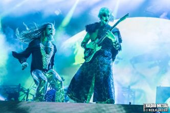 Rob Zombie @ Hellfest, Clisson, France – 16/06/2017