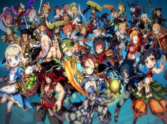 Etrian Mystery Dungeon 2 en images…