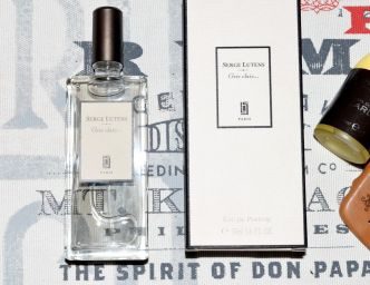 Gris Clair Serge Lutens, surprenant et authentique