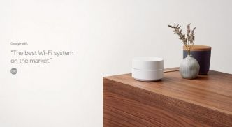 Google WiFi : un routeur surpuissant disponible à partir de lundi en France