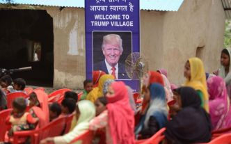 Un village indien change son nom pour... «Trump»