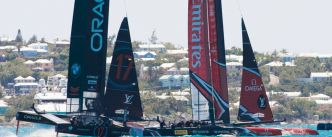 Voile – Coupe de l'America : Emirates Team New Zealand et Oracle Team USA remportent chacun une régate