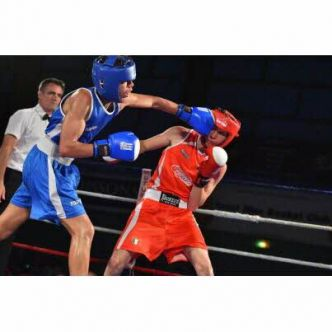 Gala international de Boxe France - Italie