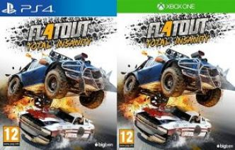 FlatOut 4 : Total Insanity (PS4, Xbox One) [FR] à 29.99€