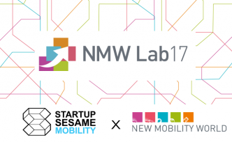 New Mobility World et Startup Sesame lancent le NMWLAB17