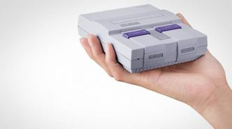 La Super Nintendo Classic Mini sera disponible le 29 septembre