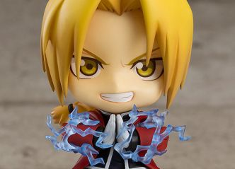 [Preview – Nendoroid] Edward Elric – Fullmetal Alchemist – Good Smile Company