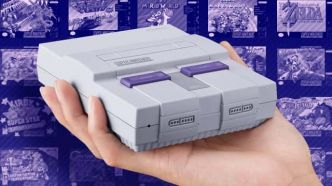 SNES Classic Mini : des stocks « significativement plus importants »