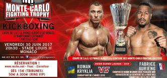 Monte Carlo Fighting Trophy : Fabrice Aurieng en conquérant