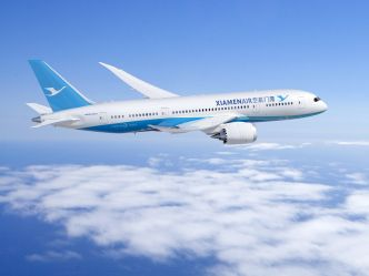 Xiamen Air s'envole vers Los Angeles