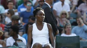 Accident mortel de la route: Venus Williams conduisait «en toute légalité»