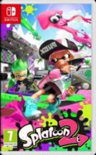 Splatoon 2 (Switch) [Préco, FR] à 44.99€