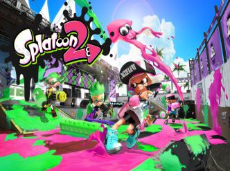 Splatoon 2 s'affiche au Japon…