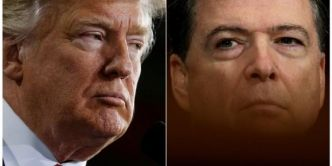 Trump accuse l'ex-directeur du FBI d'avoir divulgué des documents confidentiels