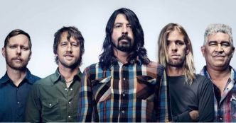 Foo Fighters : encore un nouveau titre en live, Arrows