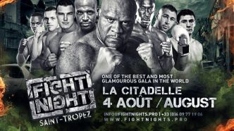 Fight Night Saint Tropez 5 : demandez le programme !