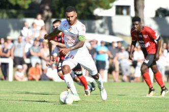 Amical. Lorient domine Guingamp