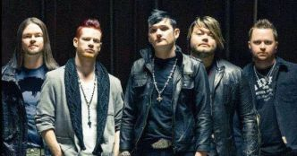 Hinder : second nouveau titre dévoilé, The Reign