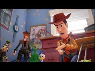 [D23] Kingdom Hearts III : nouveau trailer, univers Toy Story et informations !