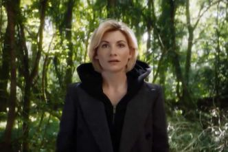 Doctor Who : Jodie Whittaker succède à Peter Capaldi