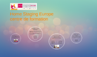 Home Staging Europe : centre de formation