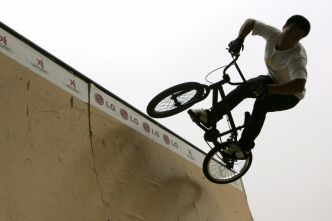 X Games. Toujours aussi show !