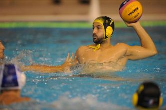 Water polo - ChM - La France défaite face à l'Italie