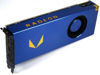 Tom's Hardware teste la carte graphique Radeon Vega Frontier Edition