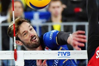 Volley - Transferts - Julien Lyneel, le choc chinois