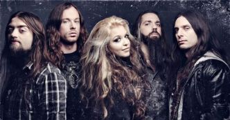 The Agonist : The Raven Eyes (clip officiel)