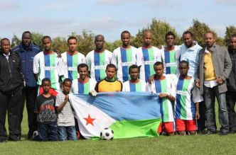 Djibouti : L'équipe nationale de football, dissoute.