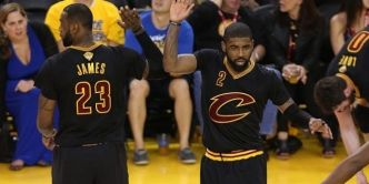 LeBron James n'aurait pas l'intention de se mêler au cas Kyrie Irving