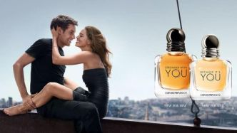 Echantillon gratuit parfum Emporio Armani Because it's you et Stronger with you
