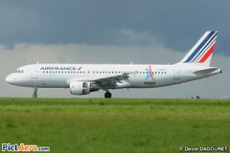 Airbus A320 Air France (Image)