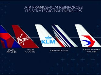 Air France-KLM investit dans Virgin Atlantic