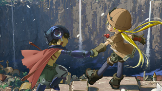 Made in Abyss eps 2 à 4 vostfr