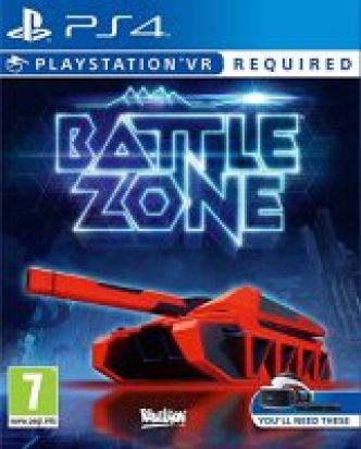 Battle Zone (PS VR) [FR] à 9.99€