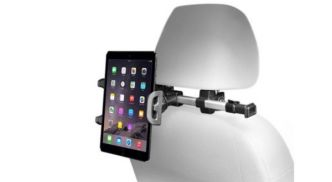 Test du support voiture Macally Mount Pro pour tablette tactile